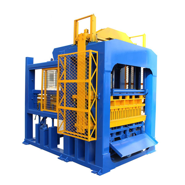 QT4-25 block making machine