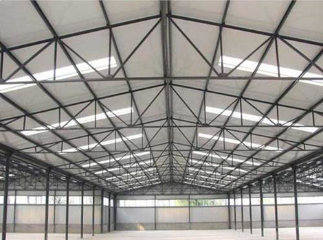 steel structure shed for sale in high quality,