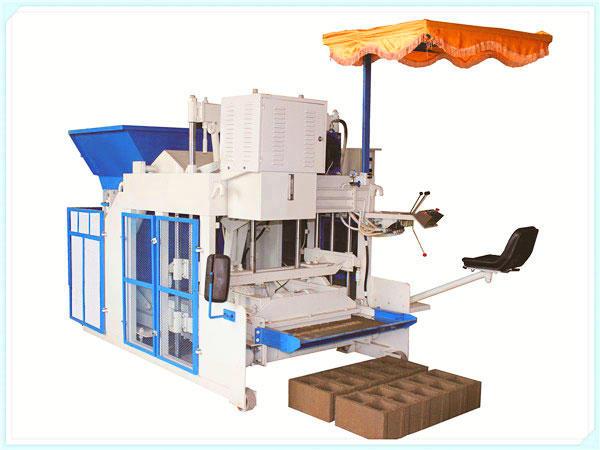 hollow brick making machine