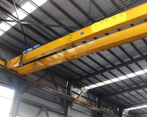 6 ton double girder overhead crane for sale