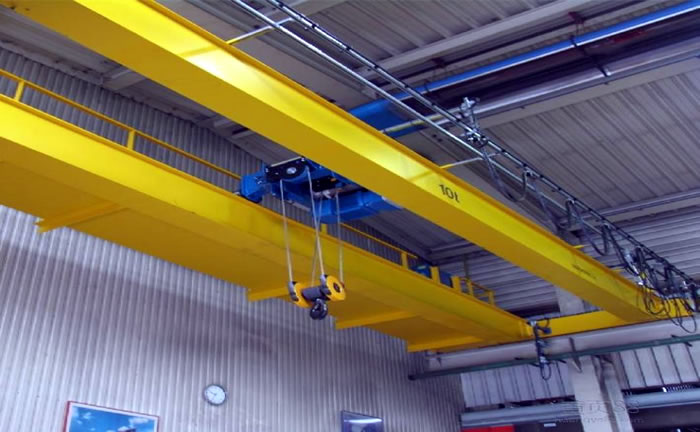 double girder electric overhead crane for sale